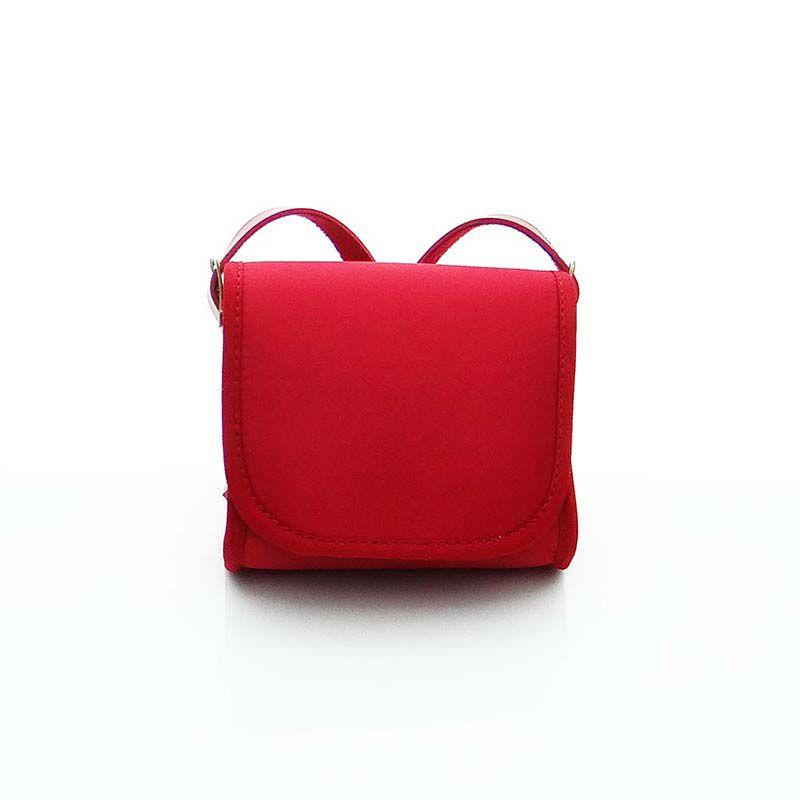 Bolsa Clutch Bebê Vermelha