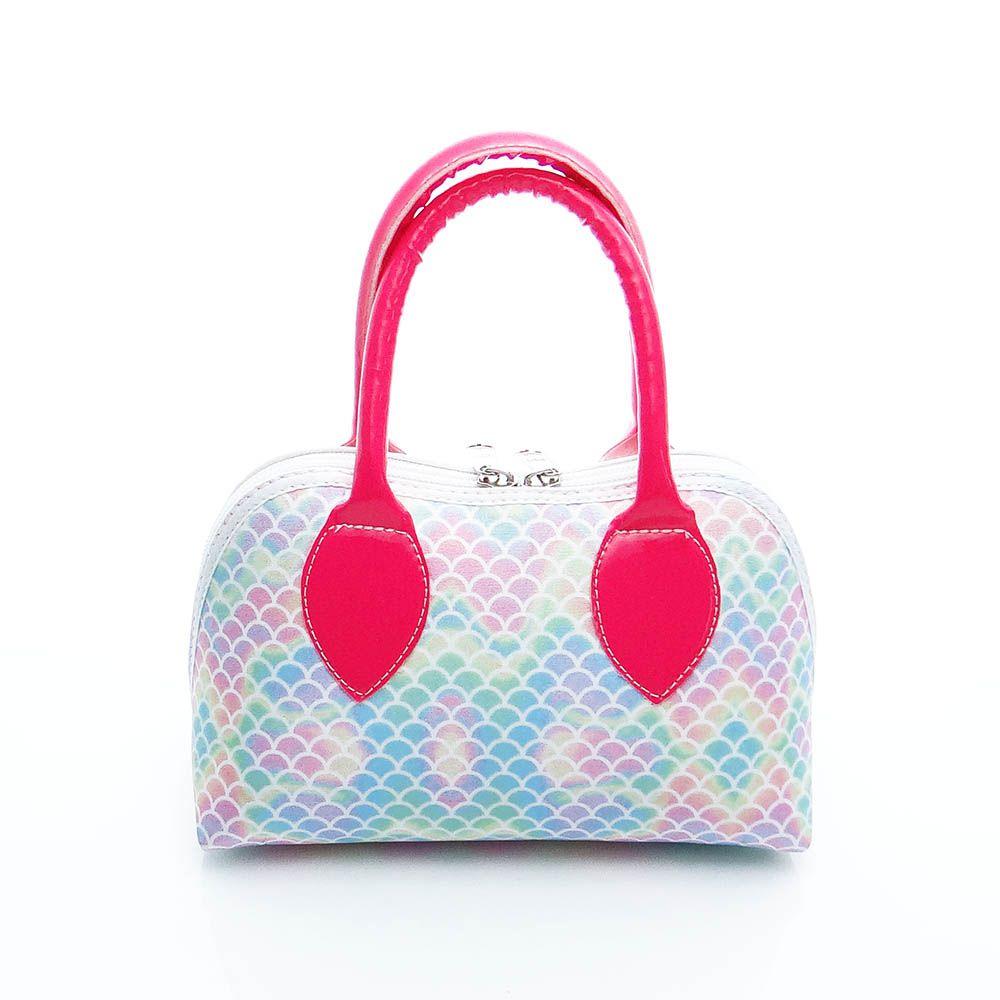Bolsa Sereia Neon Pink