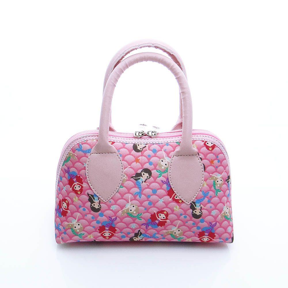 Bolsa Sereia Rosa