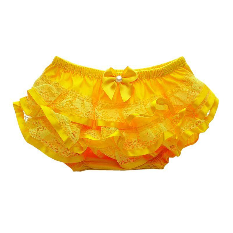 Calcinha Bunda Rica Amarelo Ouro