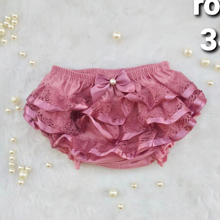 Calcinha Bunda Rica Rosê Nude