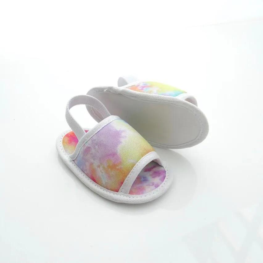 Chinelo Slide Tie Dye Colorido