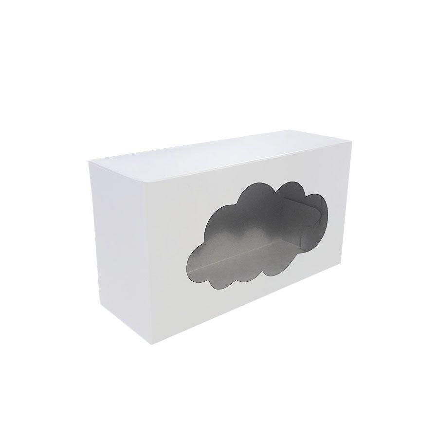 Embalagem Para Clutch/ Laços 8x10x6,5