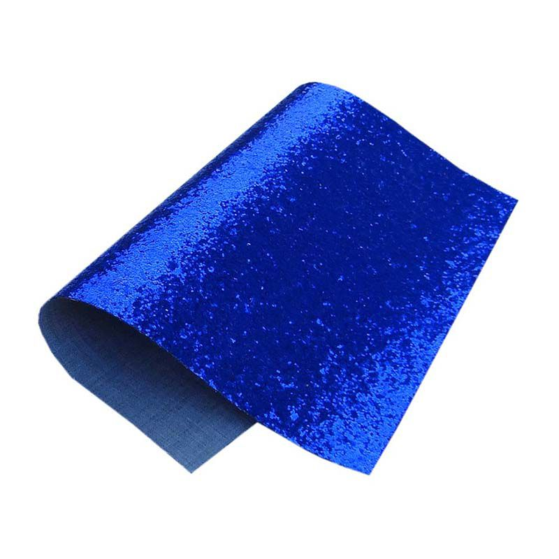 Lonita Flocada Glitter Azul Bic