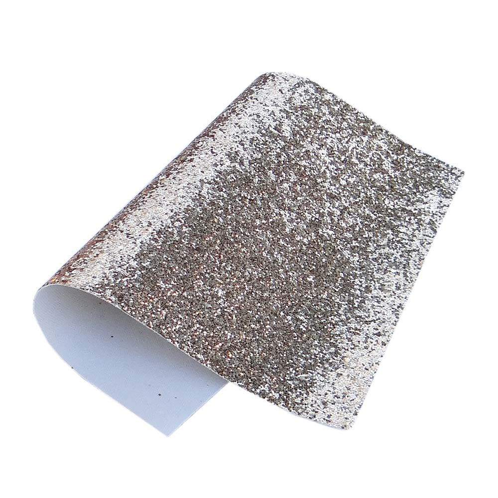 Lonita Flocada Glitter Ouro Light
