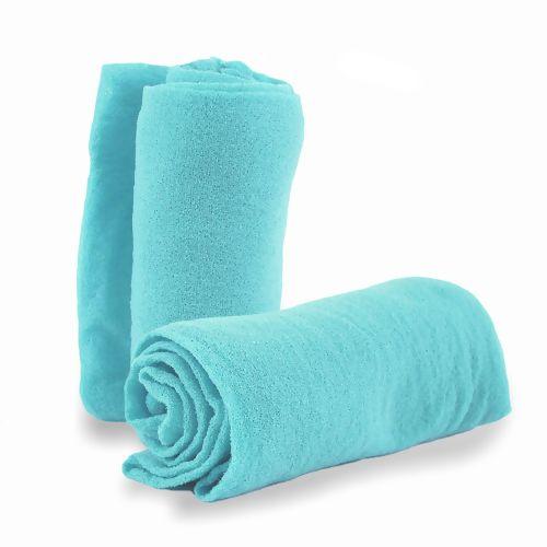 Meia de Seda Azul Tifany