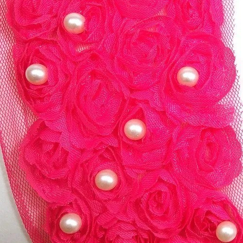 Passamanaria Pérolas Pink
