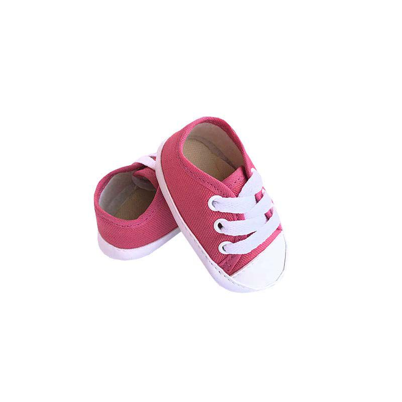Tênis Estilo All Star Pink