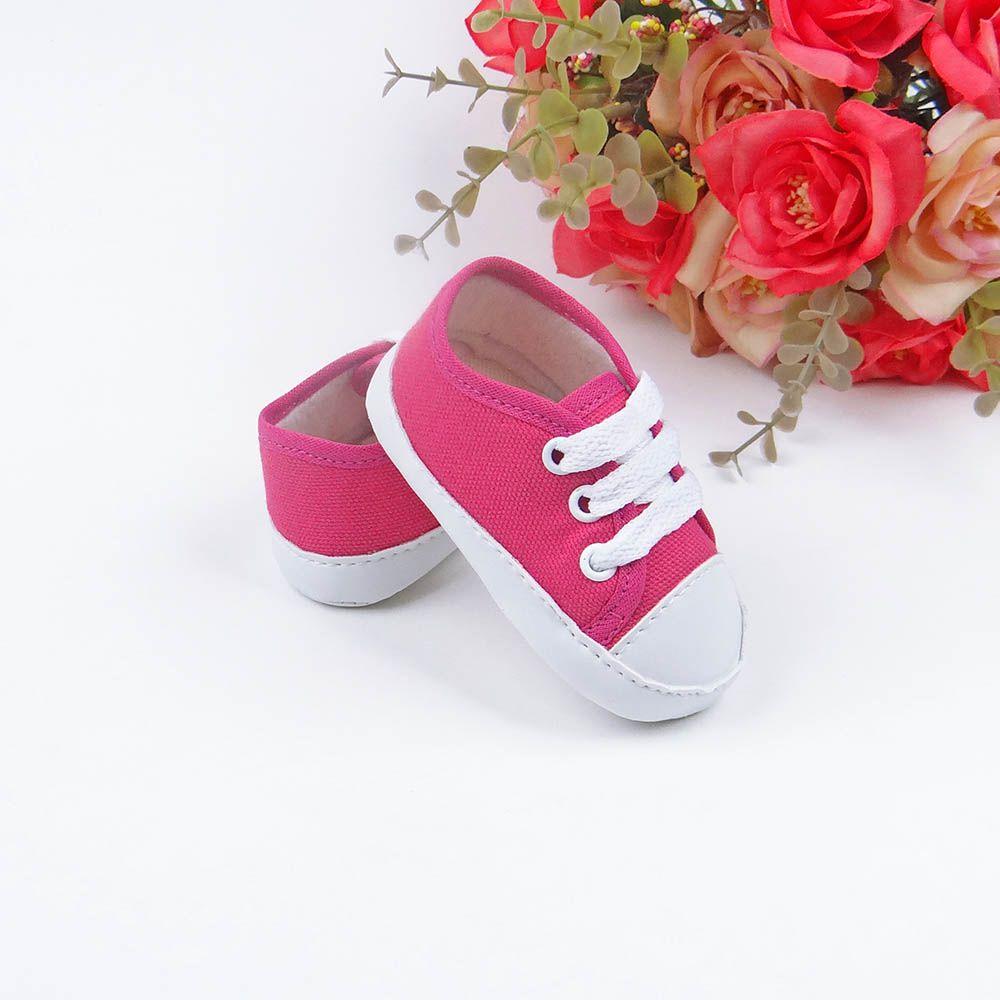 Tênis Estilo All Star Pink