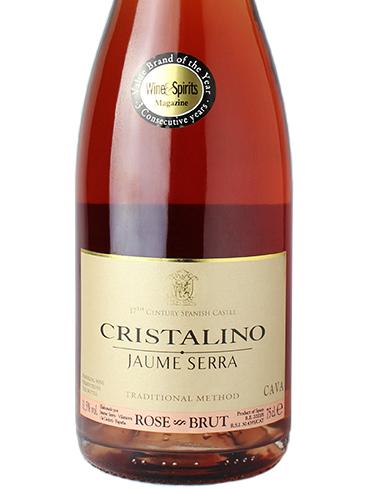 Jaume Serra Cristalino Rose Brut