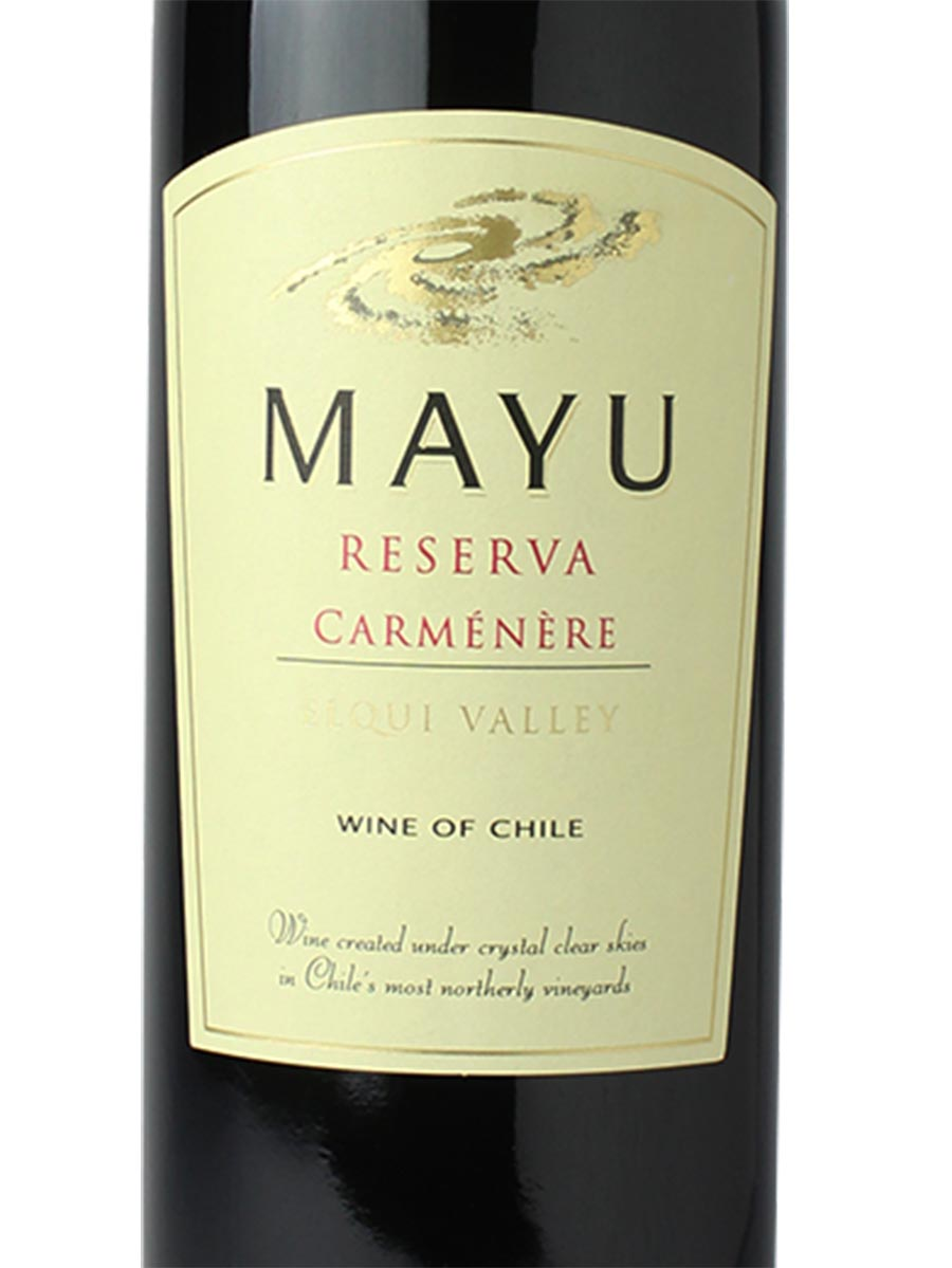 Mayu Carmenere Reserva