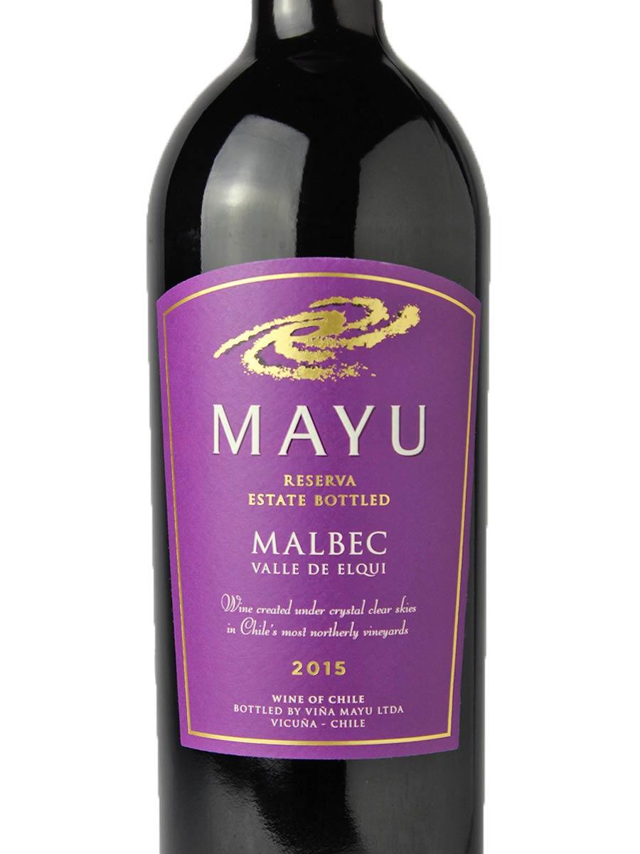 Mayu Malbec Reserva