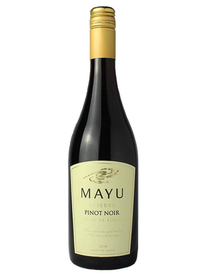Mayu Pinot Noir Reserva