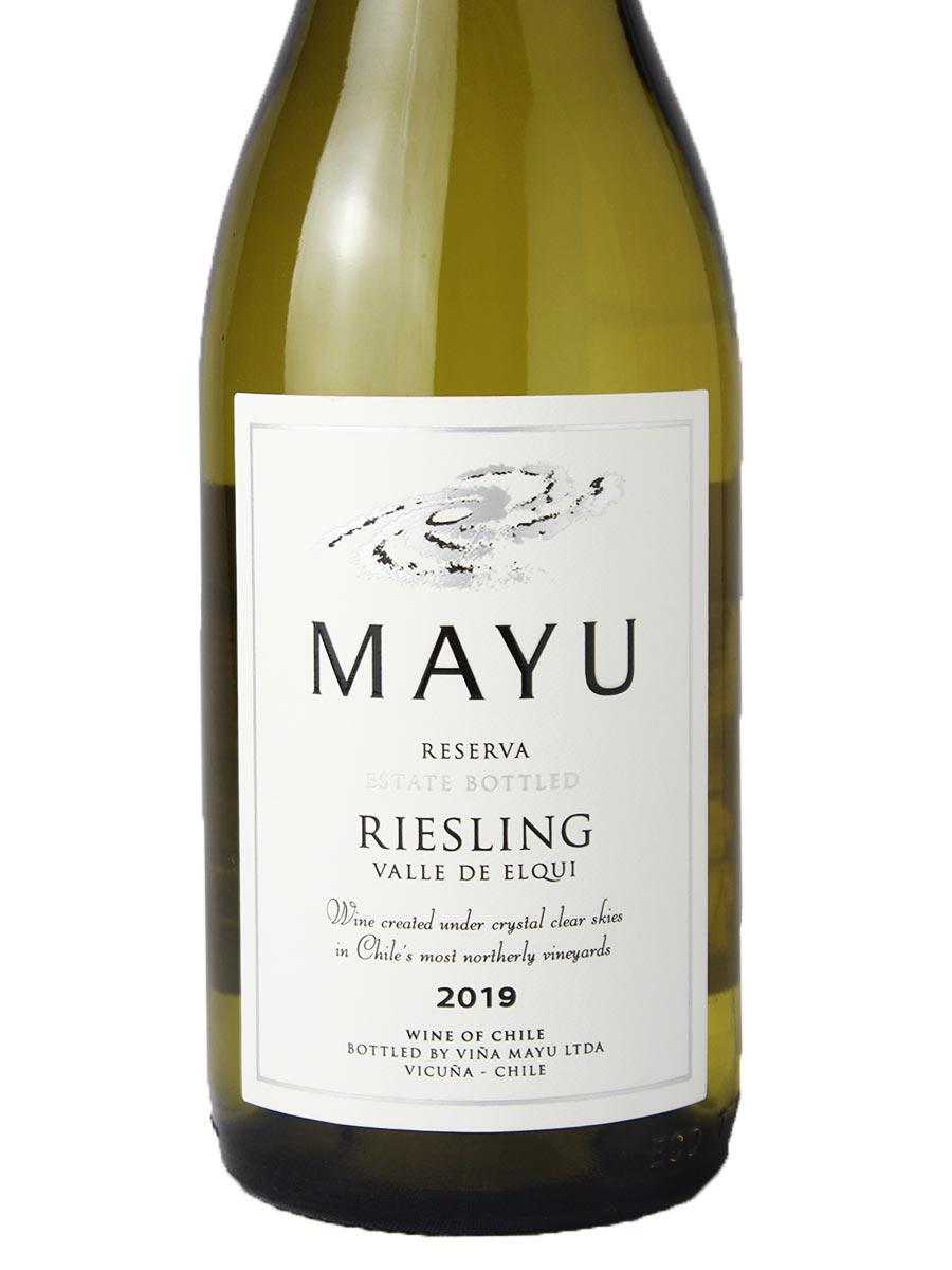 Mayu Riesling Reserva