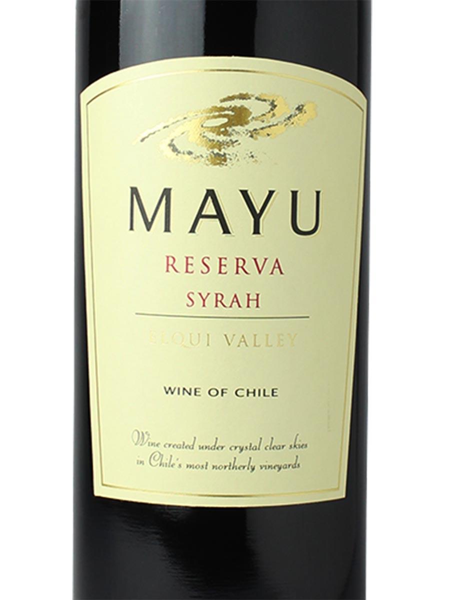 Mayu Syrah Reserva