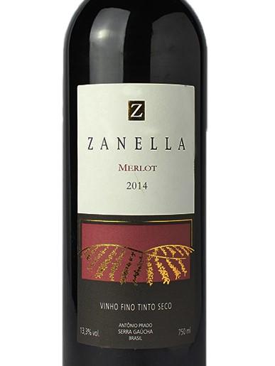 Zanella Merlot 2014