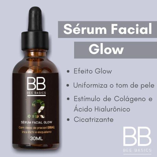 Sérum Facial Glow Bee Basics