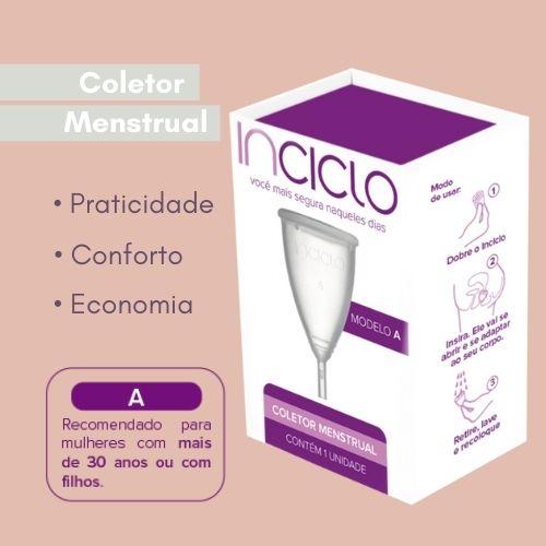 Coletor Menstrual A Inciclo