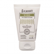 Almanati Gel Esfoliante Facial Natural para Peles Oleosas e Acneicas 75g