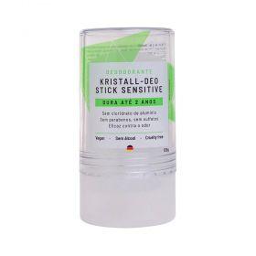 Alva Desodorante Natural e Vegano Stick Cristal 120g