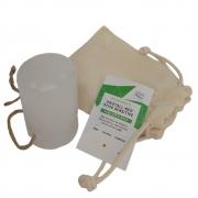 Alva Desodorante Natural Stick Cristal Sensitive Sem Embalagem 120g