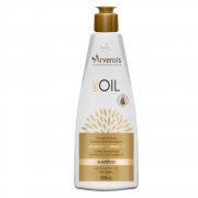 Arvensis Tec Oil Shampoo 300ml