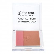 Benecos Duo Bronzer E Blush Ibiza Nights 8g