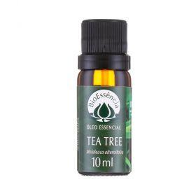 BioEssência Óleo Essencial Natural de Tea Tree Melaleuca 10ml