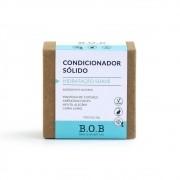 BOB Condicionador Sólido Hidratação Suave Em Barra com Cupuaçu, Amêndoas, Menta e Alecrim 55g