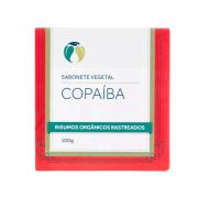 Cativa Natureza Sabonete Natural Orgânico Vegano de Copaíba 100g