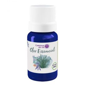 Cristais de Oz Óleo Essencial Puro Natural De Citronela 10ml