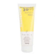 Herbia Protetor Solar Corporal Natural FPS 30 120g