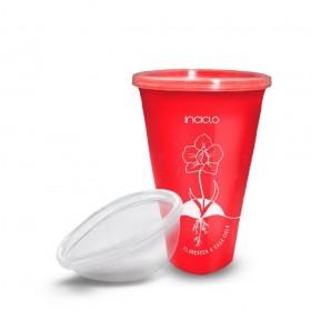 Kit Inciclo Disco Menstrual Lovin + Copo Esterilizador