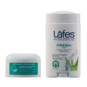 Lafe's Desodorante Natural Twist Fresh Cedro e Aloe Vera 64g