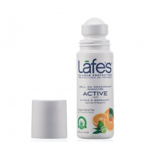 Lafe's Desodorante Roll-on Active Citrus e Bergamota 73ml