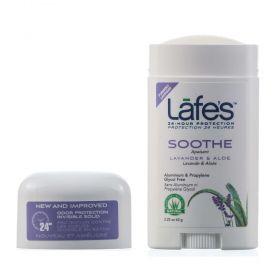 Lafe's Desodorante Natural Twist Soothe Lavanda 64g