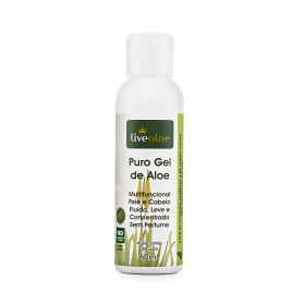 Livealoe Puro Gel Multifuncional Natural de Aloe 60ml
