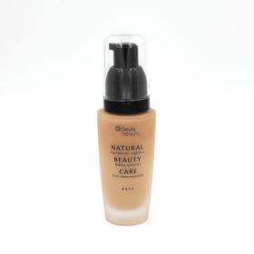 Souly Beauty Base Facial Líquida Natural Beige 40g