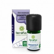 Terra Flor Óleo Essencial de Immortelle H. gymnocephalum 5ml