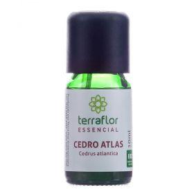 Terra Flor Óleo Essencial Natural de Cedro Atlas 10ml