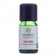Terra Flor Óleo Essencial Natural de Tea Tree (Melaleuca) 10ml