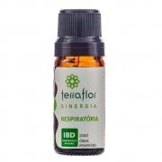 Terra Flor Sinergia Natural de Óleo Essencial Respiratória 10ml