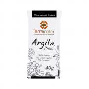 Terramater Argila Preta 40g