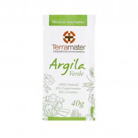 Terramater Argila Verde 40g