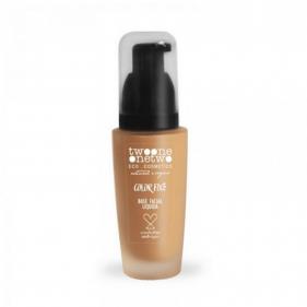 Twoone Onetwo Base Facial Líquida Cor 02 Color Fix Makeup Rose Beige 40g