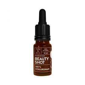 You & Oil Sérum Facial Hidratante com Ácido Hialurônico Beauty Shot 10ml