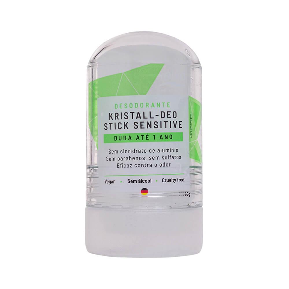Alva Desodorante Natural e Vegano Stick Cristal 60g
