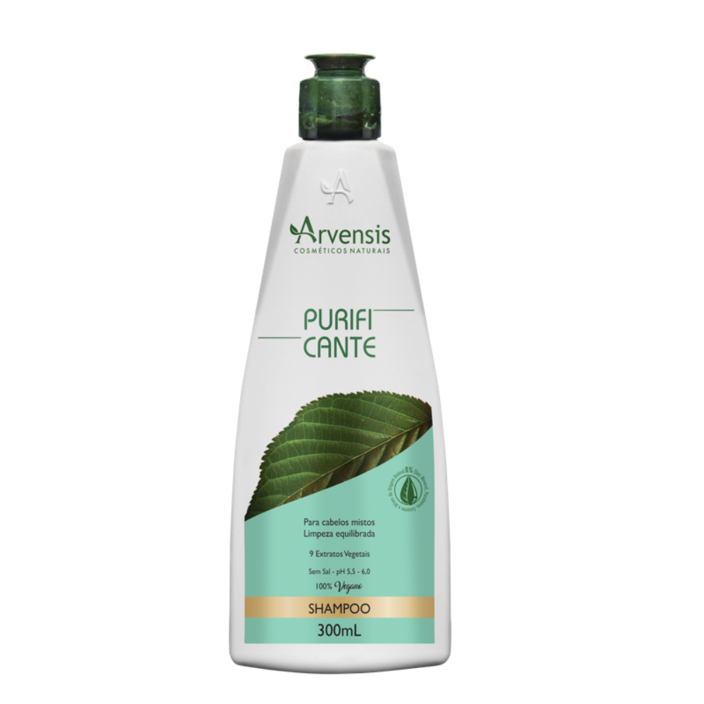 Arvensis Purificante Shampoo 300ml