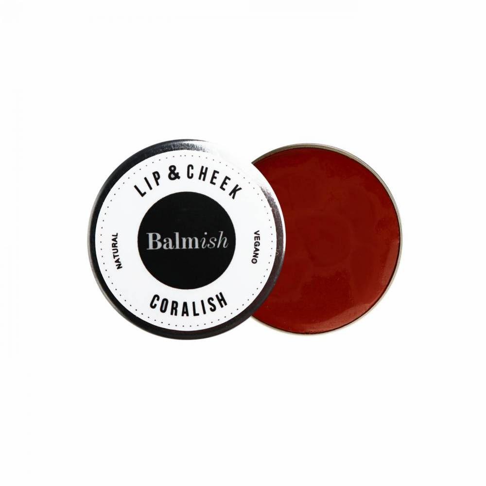 Balmish Lip & Cheek Coral 8g