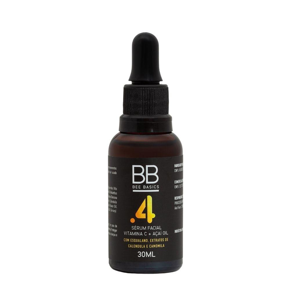 Bee Basics Sérum Facial Vitamina C e Açai 30ml